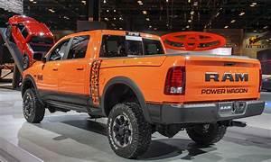 2017 Dodge Ram 2500 power wagon, diesel, mega cab, price