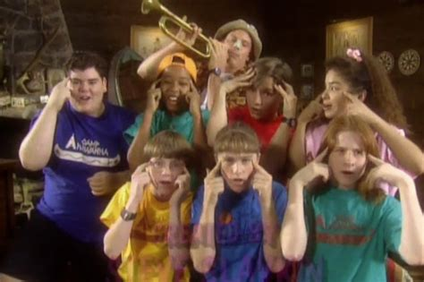 90s shows shorts salute cast camp television nickelodeon anawanna moment remember take 90 movie zimbio