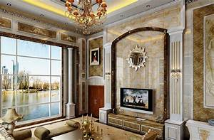 european style minimalist living room interior design With interior decorating european style