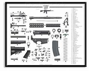 Ar15 Parts Diagram