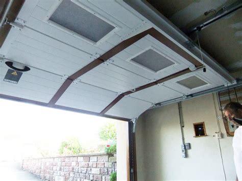 porte garage sectionnelle hormann portes de garage barat isolation