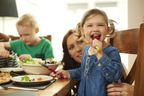 picky eaters experts  dont give   building