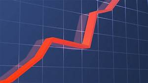 Rising Markets Chart 3 Stock Footage Video 517267