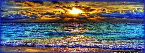 iridescent indigo water ocean waves facebook covers fb