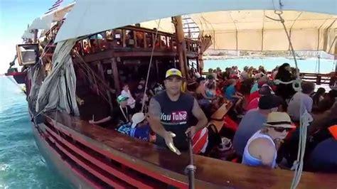 Barco Pirata Nuevo Vallarta by The Best Time Ever Marigalante Pirateship Tour