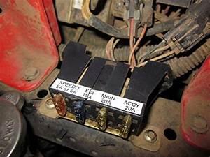 2004 Polaris Sportsman 700 Fuse Box Location   44 Wiring