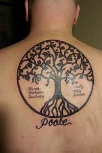 Family Tree Tattoo. Love this   Tattoo ideas   Pinterest ...