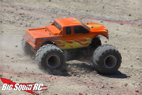 rc monster truck racing event coverage bigfoot 4 4 open house r c monster