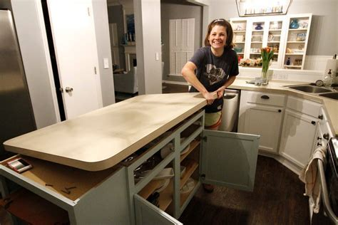 How to Remove Old Laminate Countertops & Backsplash