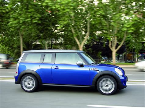 2009 Mini Cooper Clubman News And Information