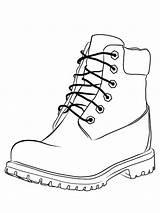 Sepatu Coloring Pixabay Gambar Mewarnai Shoe Contoh Hitam Putih Untuk Sneakers sketch template