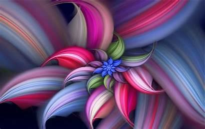 Wallpapers Fullscreen Abstract Flower Desktop Screen Butterfly