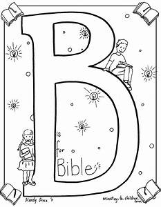faithful obedience 18 bible coloring pages clip art With bible alphabet letters