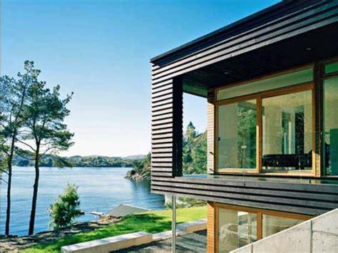 modern home design beach