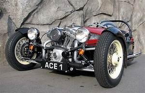 Morgan Three Wheeler Occasion : ace cycle car morgan 3 wheeler replica ~ Medecine-chirurgie-esthetiques.com Avis de Voitures