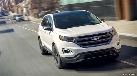 ford edge sel sport appearance package front