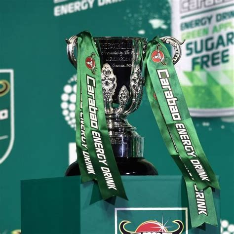 Carabao Cup: Liverpool to face Arsenal in round four ...