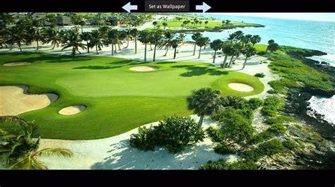 beautiful golf course wallpaper gallery