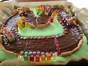 Rennfahrer, Kuchen