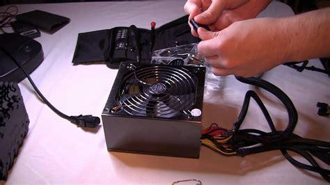 basic pc troubleshooting test  power supply