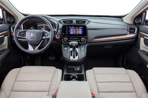 honda crv 2017 interior first drive 2017 honda cr v