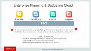 Oracle planning and budgeting cloud service enterprise edition for Oracle enterprise planning and budgeting cloud service documentation