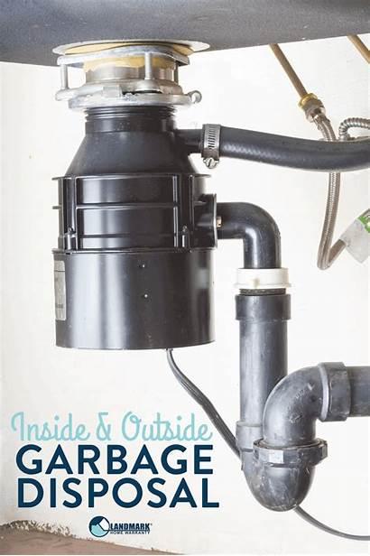 Disposal Garbage Sink Plumbing Kitchen Repair Inside