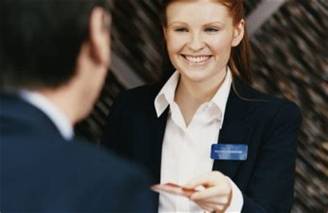 Criteria For A Front Desk Hotel Clerk Chroncom