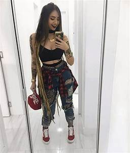 @hillarals | streetstyle | Pinterest | Clothes Swag and Baddie