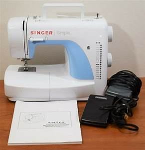 Singer Sewing Machine Reprint Instruction Manual For Model