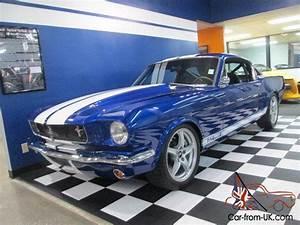 65 Mustang Original Code Fastback 6 speed Twin Turbo ...