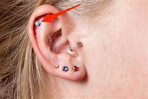 A Comprehensive Guide To Basic Ear Piercings You Can Get