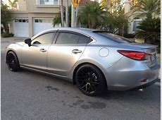 Mazda Mazda6 custom wheels MMR GF7 19x95, ET , tire size
