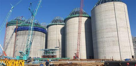 Final shipments to mega-construction site - Eurosilo