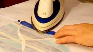 Stoff Auf Stoff Nähen : stoff auf stoff kleben so gelingt eine stoffbespannung ~ Lizthompson.info Haus und Dekorationen