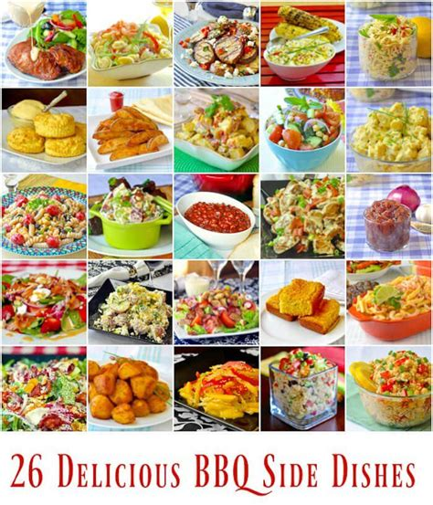 barbecue side dishes   easy recipes