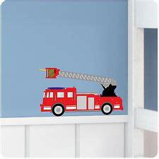 fire engine wall stickers ebay