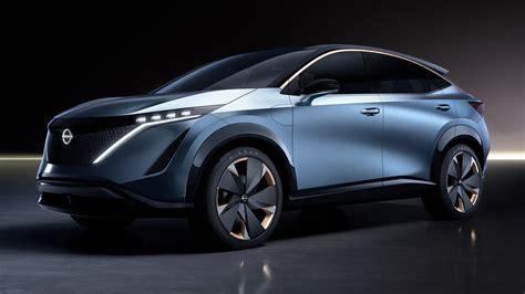 nissans  ariya concept car   expression