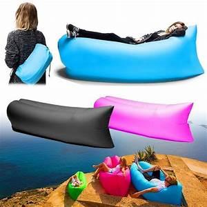 Matelas Camping Car Lit A La Francaise : matelas gonflable lit portable pour la plage et le camping 2xdeal ~ Medecine-chirurgie-esthetiques.com Avis de Voitures