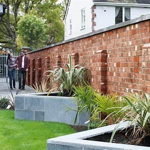 Old Mill Brick Garden Walling