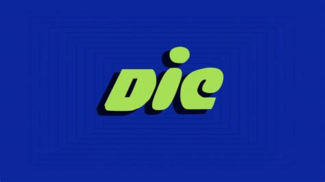 DiC Logo 1984 2nd Version Remake - YouTube