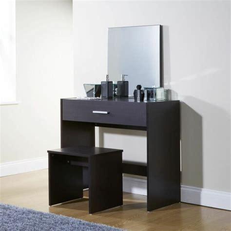julia white dressing table mirror modern vanity desk