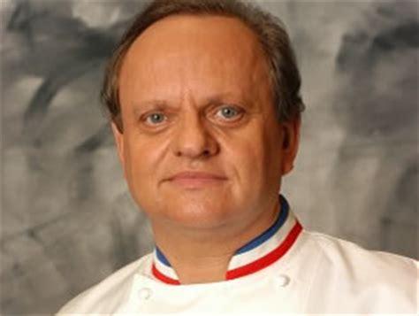 chef de cuisine connu joël robuchon recettes de cuisine de joël robuchon