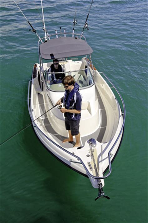 El Dorado Fishing Boat by Buccaneer El Dorado 685 Boat Review The Fishing Website