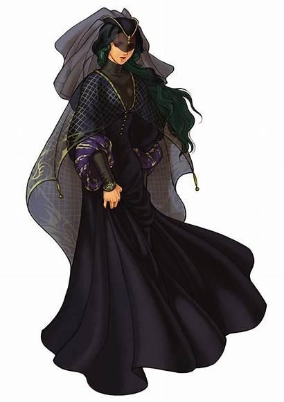 Almedha Emblem Fire Dawn Radiant Characters Princess