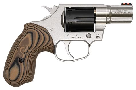 Colt Cobra Tt 38 Special P Rated Double Action Revolver