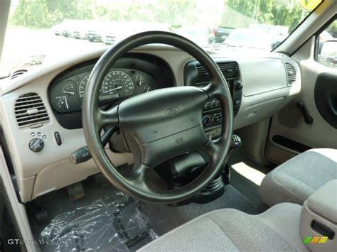 ford ranger xlt regular cab  interior photo