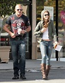 AnnaLynne McCord and boyfriend Dominic Purcell stuck together in LA. | Celebrities on Valentine ...