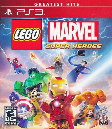 Solo te tomará 5 segundos! Lego Marvel Super Heroes Ps3 - Bs. 19.499,00 en Mercado Libre