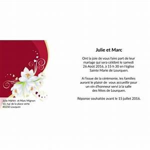 details pour invites mariage details pour invites With chambre bébé design avec faire part mariage fleuri
